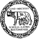 Boston Latin Academy  logo
