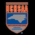 NCHSAA Schools logo