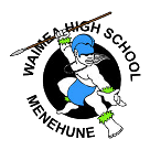 Waimea High School logo
