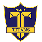 New Mission High School logo