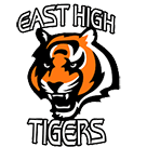 East High School - Columbus logo