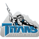 Thunder Ridge High School logo