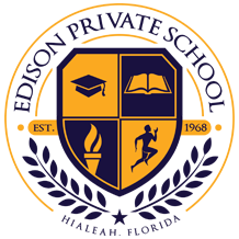 Edison Private High School logo