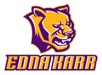 Edna Karr High School logo