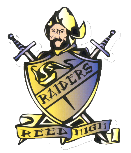 Edward C. Reed High School logo