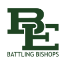 Bishop England High School logo