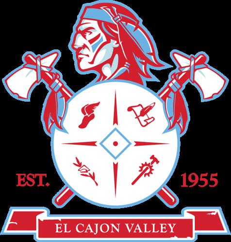 El Cajon Valley High School logo