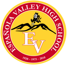 Espanola Valley High School logo