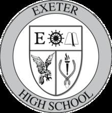 Exeter High School logo