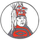 Klawock High School logo