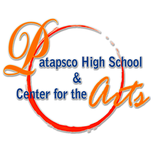 Patapsco High School and Center for the Arts logo