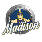 Madison High School - Adrian logo