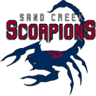 Sand Creek High School logo