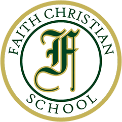 Faith Christian High School logo