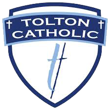 Father Tolton Catholic High School logo