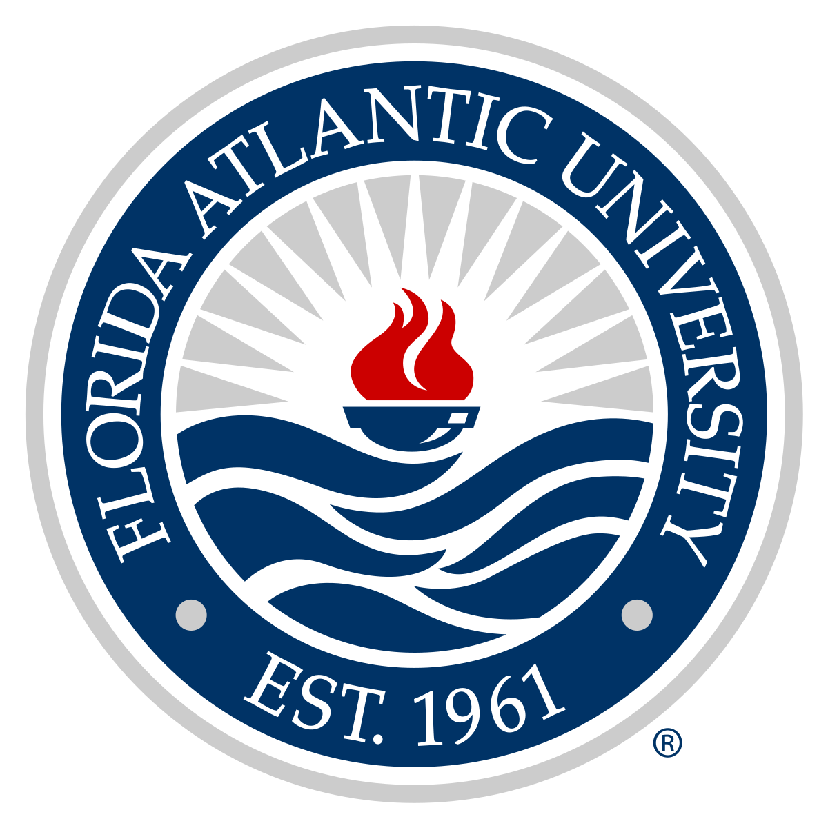 FAU High School logo