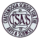 Chattanooga School for the Arts & Sciences logo