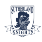 Pittsford Sutherland Senior High School logo