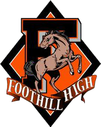 Foothill High School - Sacramento logo