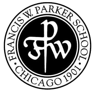F.W. Parker High School logo