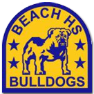 Beach High School logo