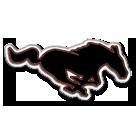 East Atlanta Mustangs  - Home School logo