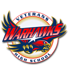 Veterans High School logo