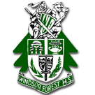 Windsor Forest High School logo