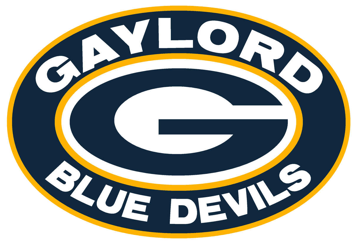 Gaylord High School logo