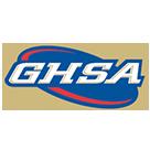 Georgia High School Association HD logo