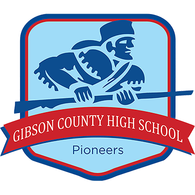 Gibson County High School logo