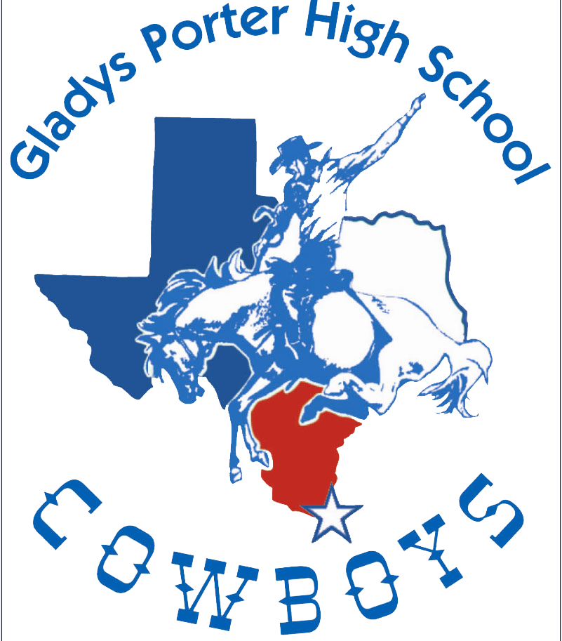 Gladys Porter High School logo