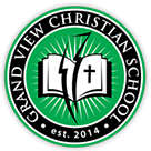 Grand View Christian School logo