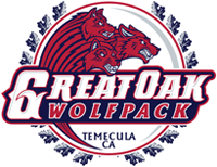 Great Oak High School logo