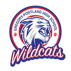 Gregory-Portland High School logo