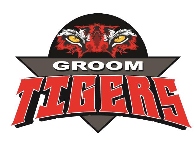 Groom High School logo