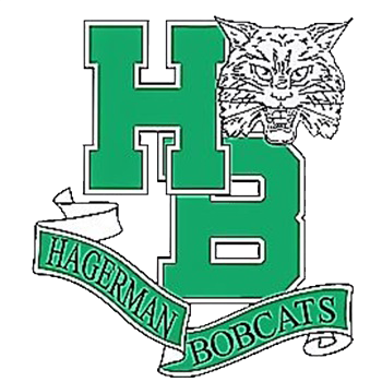 Hagerman High School logo