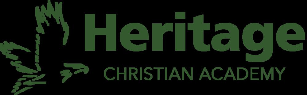 Heritage Christian Academy Rockwall logo