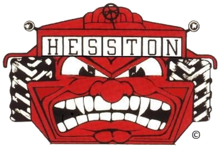 Hesston High School  logo