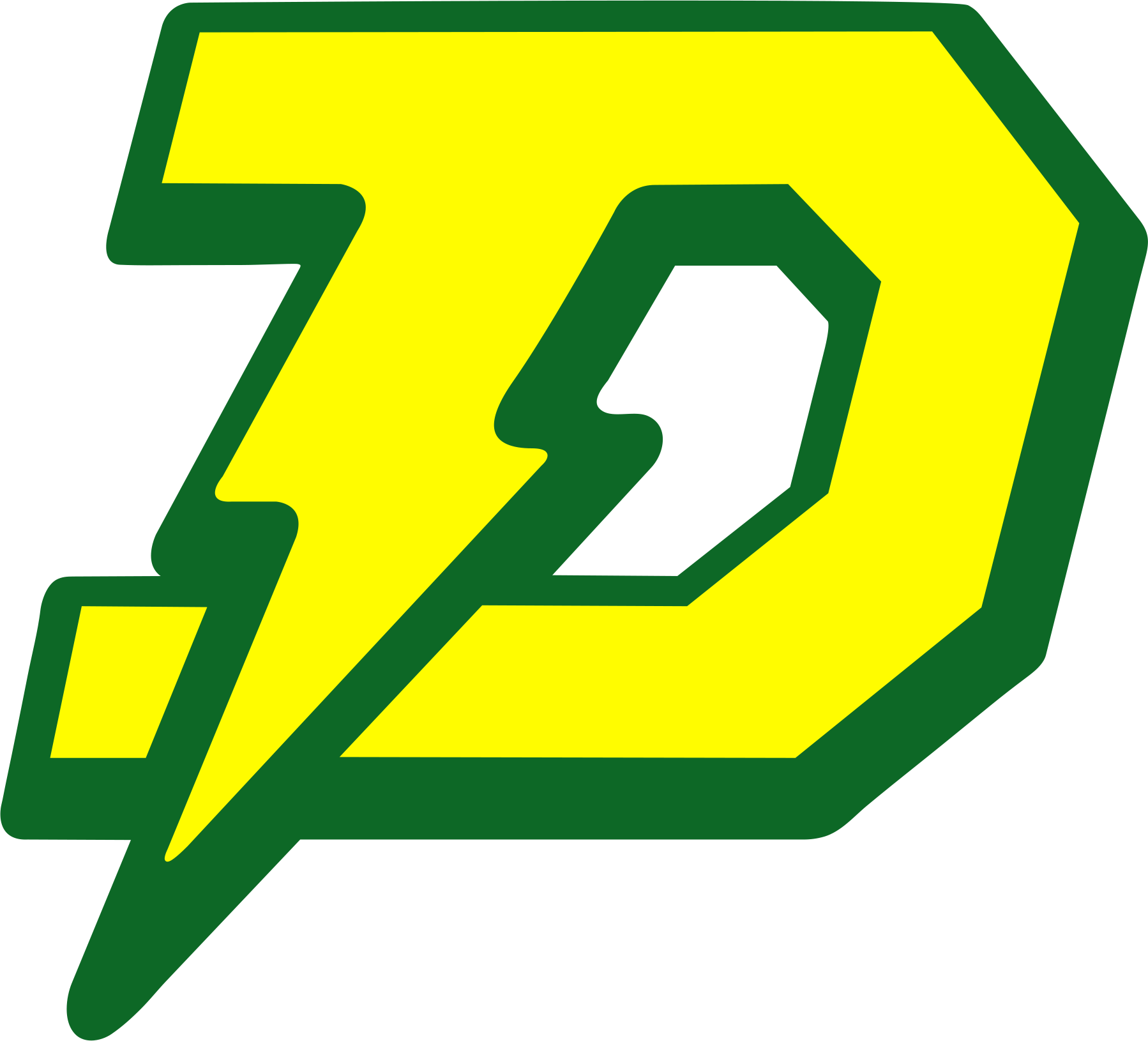 H. H. Dow High School logo