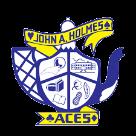 John A. Holmes High School logo