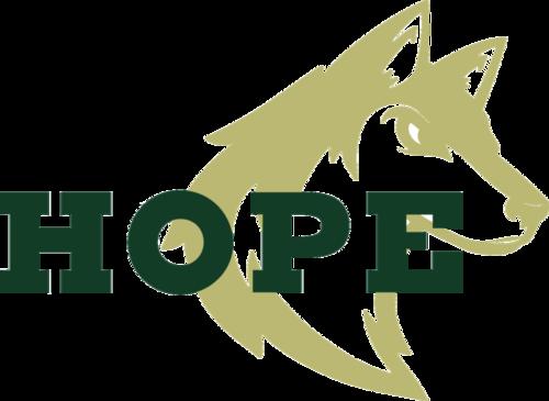 Hope Christian High School logo