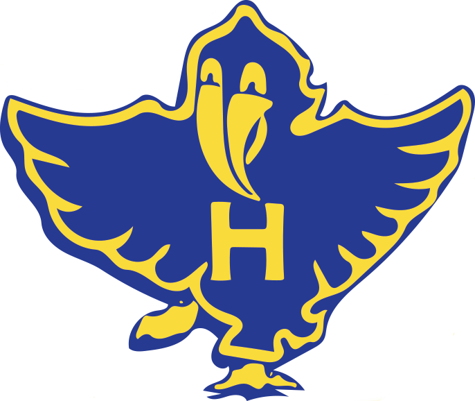 Hutchinson High School logo