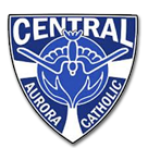 Aurora Central Catholic High School logo