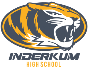 Inderkum High School logo