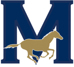 Mullen High School logo