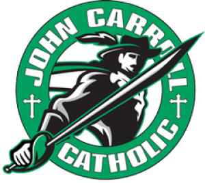 John Carroll Catholic High School logo