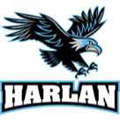 Harlan High School logo