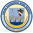 Kolbe Cathedral High School logo