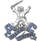 Allen Central High School logo
